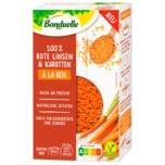Bonduelle À la Reis Rote Linsen und Karotten 240g