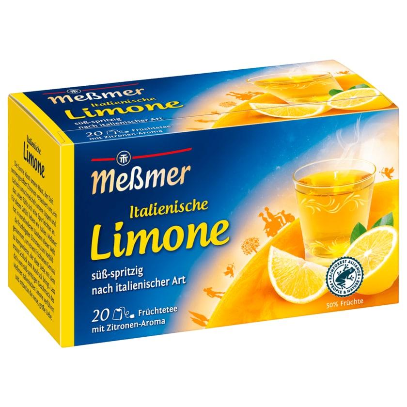 Meßmer Italienische Limone 50g