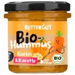Rettergut Bio-Hummus Kürbis & Karotte 135g