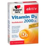 Doppelherz Vitamin D3 2000 I.E. 45 Stück