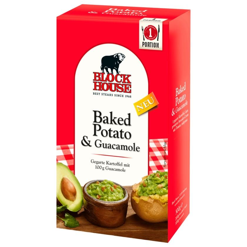 Block House Baked Potato & Guacamole 300g