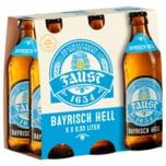 Faust Bayrisch Hell 6x0,33l