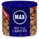 Max Hot Thai Cashews 150g