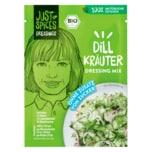 Just Spices Bio Dill Kräuter Dressing Mix 24g
