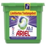 Ariel Colorwaschmittel All-in-1 Pods Testangebot 26,3g, 12WL