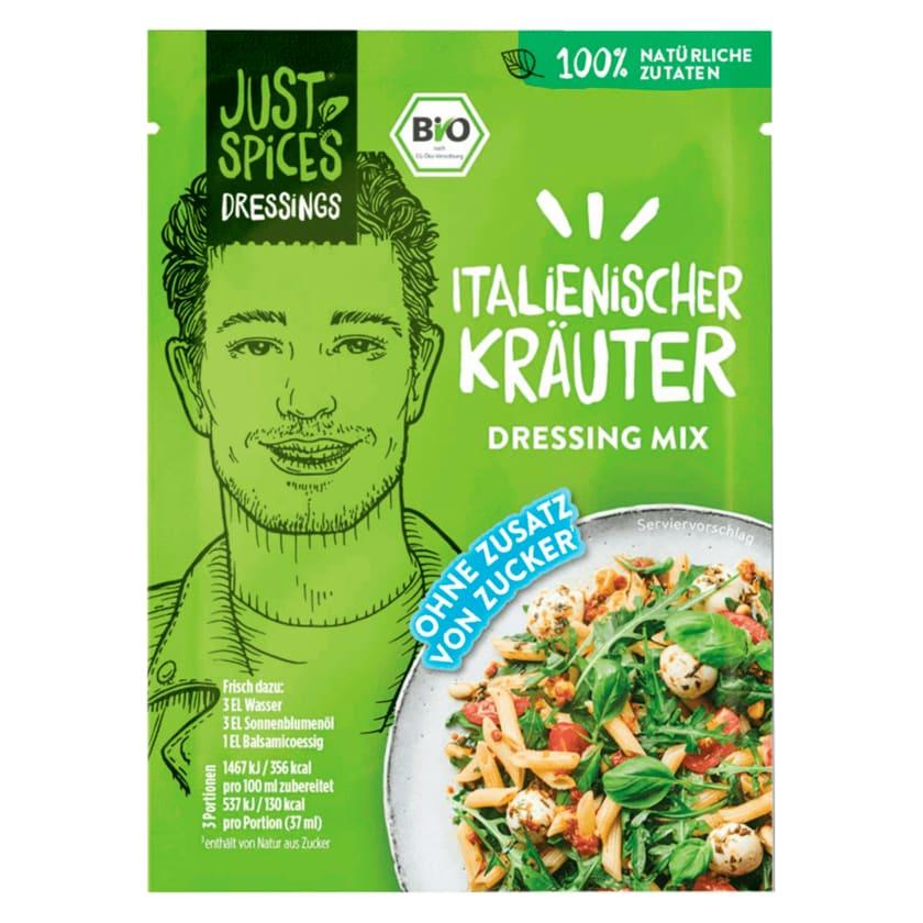 Just Spices Bio Italienischer Kräuter Dressing Mix 24g