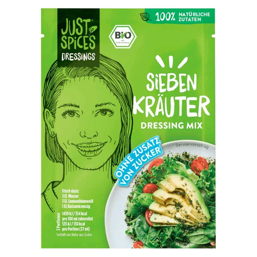 Just Spices Bio Sieben Kräuter Dressing Mix 24g