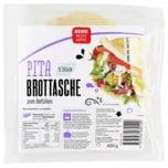 REWE Beste Wahl Pita Brottasche zum Befüllen 400g, 5 Stück