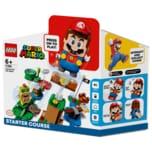 LEGO Super Mario 71360 Abenteuer mit Mario – Starterset 231 Teile