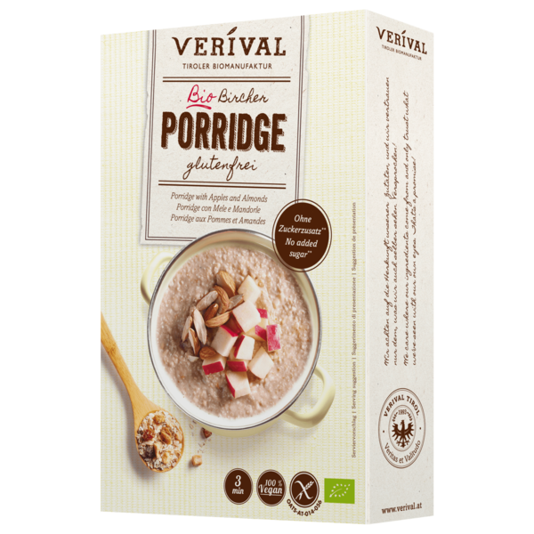 Verival Bio Birchen Porridge 350g