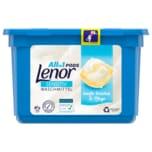 Lenor Vollwaschmittel Pods Sensitiv 379g 15WL