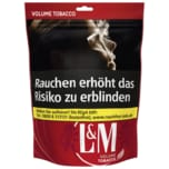 L&M Volume Tobacco Red Zip-Bag 135g