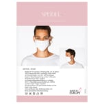 Speidel Mund-Nasen-Maske 100% Baumwolle 5 Stück