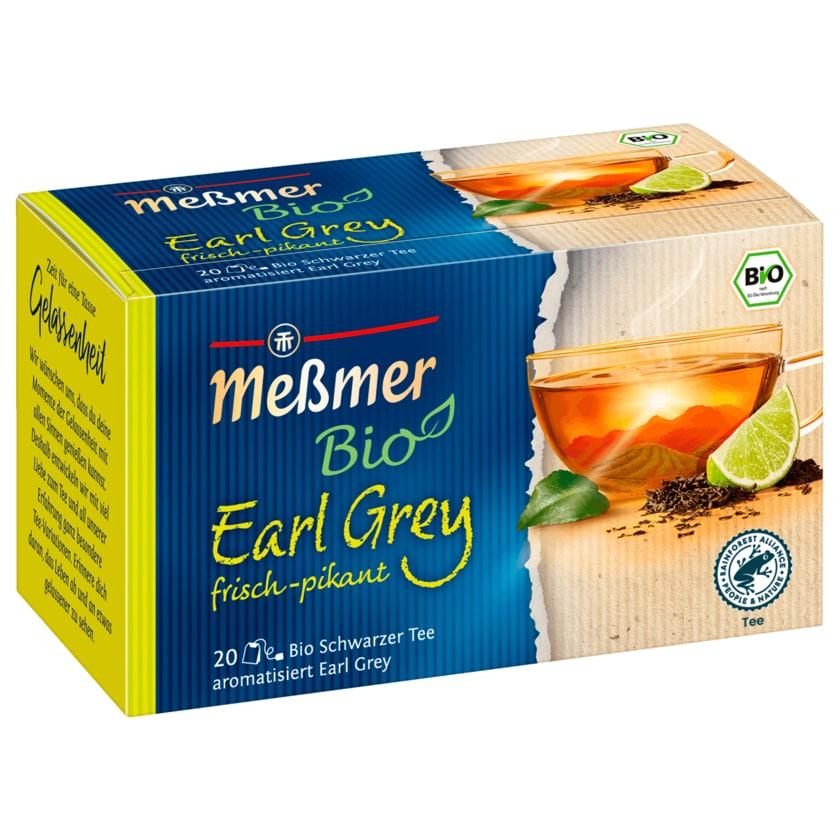 Meßmer Bio Earl Grey 20x1,75g, 35g