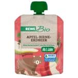 REWE Bio Apfel Birne Erdbeere 90g