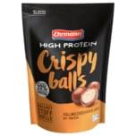 Ehrmann High Protein Crispy Balls Vollmilchschokolade 90g