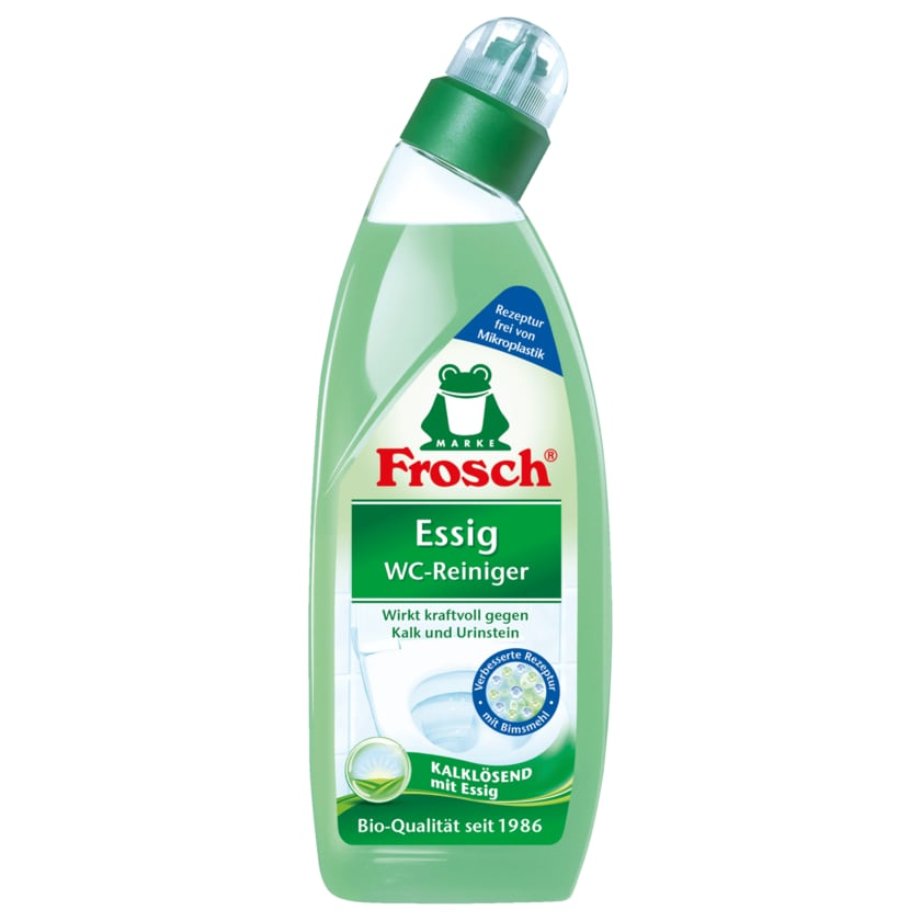 Frosch Essig WC-Reiniger 750ml
