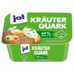 ja! Kräuterquark 200g