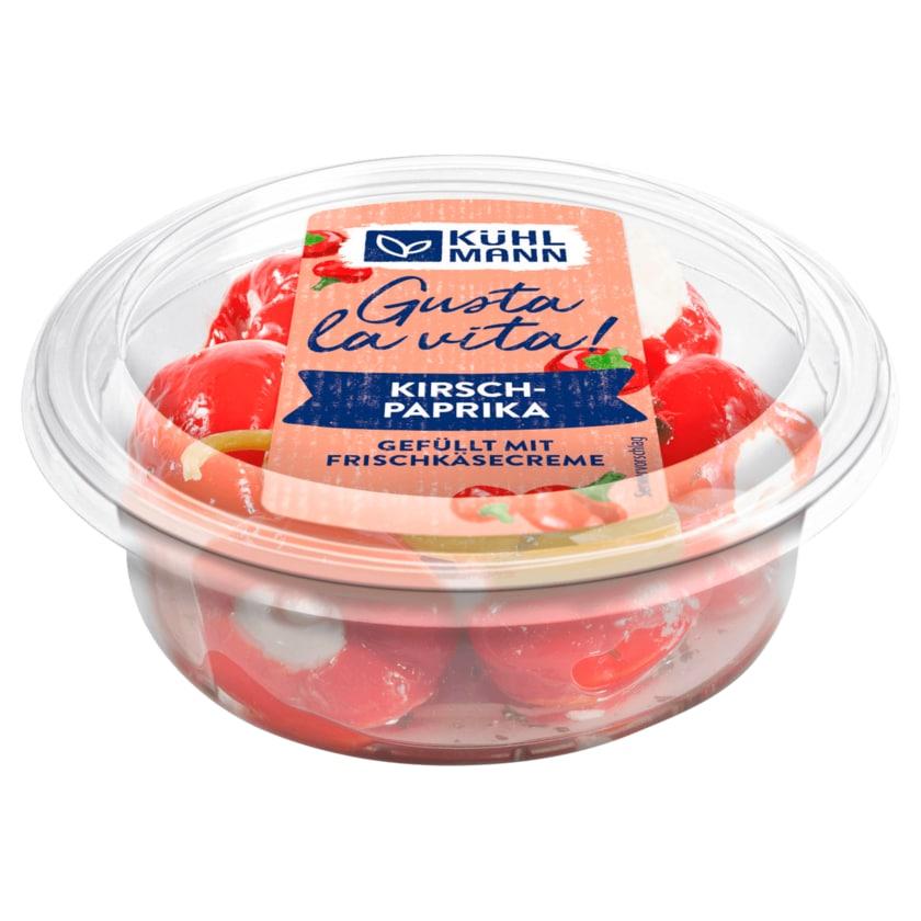 Kühlmann Kirschpaprika gefüllt mit Frischkäsecreme 150g