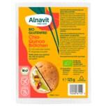 Alnavit frei von Bio Chia-Quinoa Brötchen 125g