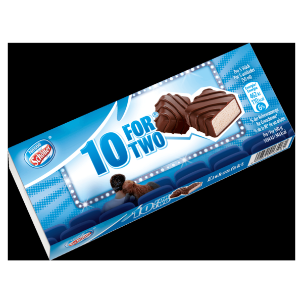 Nestlé Schöller Eis 10 for Two 100ml