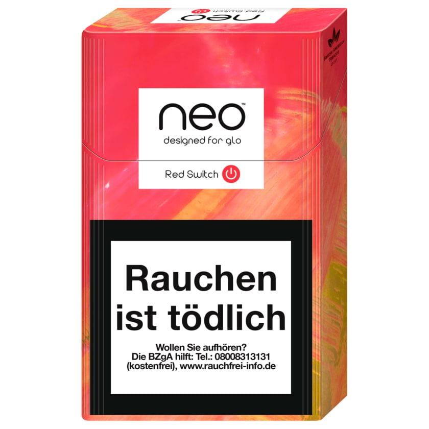 Neo Sticks Red Switch 20 Stück
