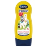 Bübchen 2 in 1 Shampoo & Duschgel Wasch-Freunde 230ml