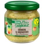 REWE Bio Streichreme Grünkohl & Räuchertofu 180g