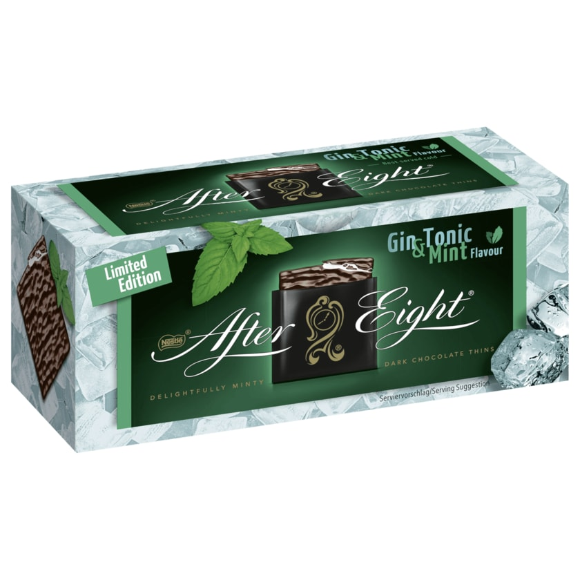 After Eight Gin Tonic & Mint Flavour 200g