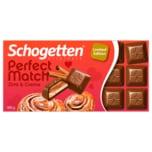 Schogetten Perfect Match Zimt & Creme 100g