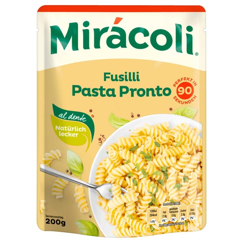 Mirácoli Fusilli Pasta Pronto 200g