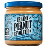 Peanut Revolution Bio Erdnussbutter Creamy 375g