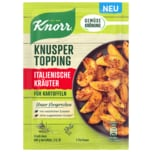 Knorr Gemüsekrönung Knusper Topping Italienische Kräuter 40g