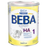 Nestlé BEBA Expert Ha 1 Hydrolysierte Anfangsnahrung von Geburt an 800g
