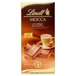 Lindt Schokolade Mocca 100g