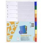 Vivess Office Register 1-10 DINA4