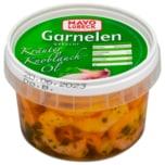 Mayo Feinkost Garnelen in Kräuter Knoblauch Öl 200g