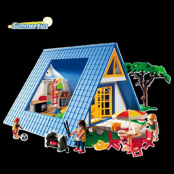 Playmobil Summer Fun Ferienhaus 3230 (4+ Jahre)*