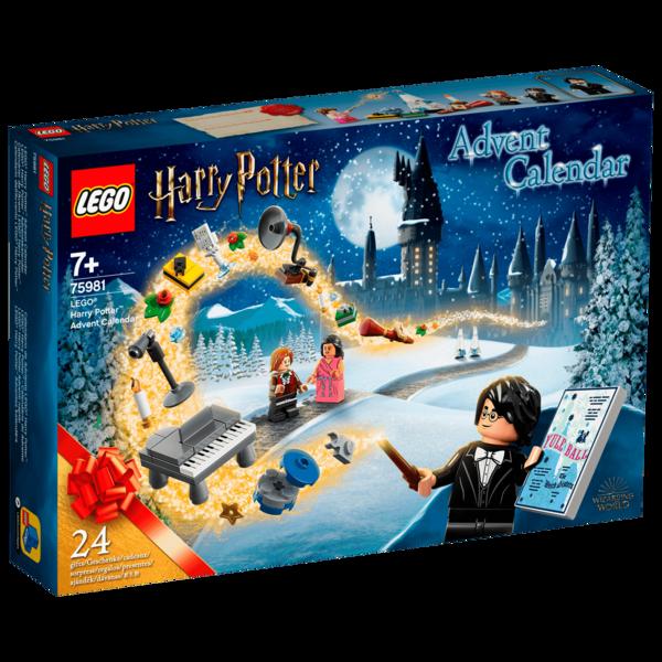 Lego Harry Potter Adventskalender 75981 / 335 Teile