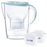 BRITA Wasserfilter Marella pastellblau inkl. 2 MAXTRA+