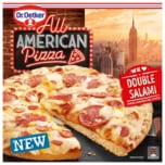 Dr. Oetker All American Pizza Double Salami 465g