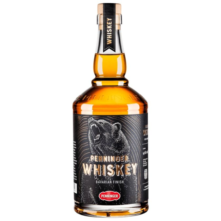 Penninger Whiskey Bavarian Finish 0,7l