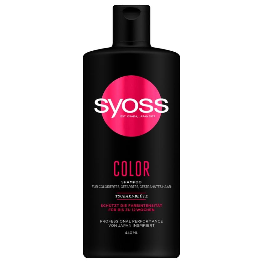 Syoss Color Shampoo 440ml