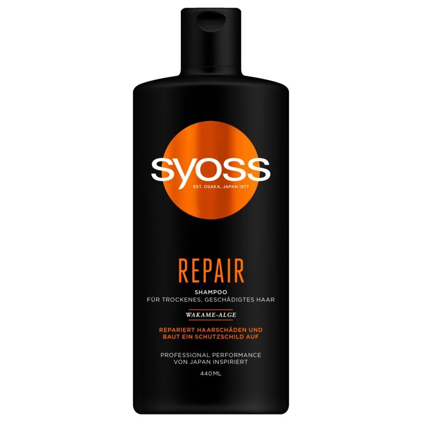 Syoss Shampoo Repair 440ml