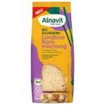 Alnavit Landbrot Backmischung Bio Glutenfrei 450g