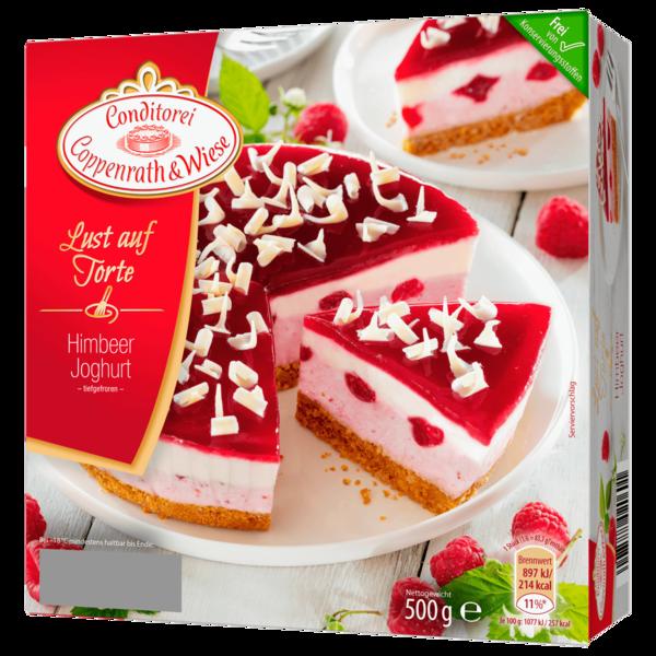 Conditorei Coppenrath & Wiese Himbeer Joghurt Torte 500g