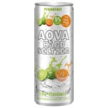 Aqva Hard Seltzer Lime Mandarin Cocktail 0,25l