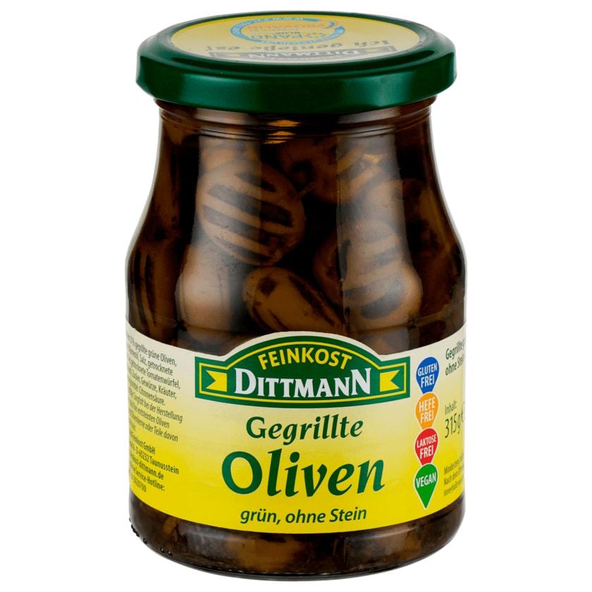 Feinkost Dittmann Gegrillte Oliven 315g
