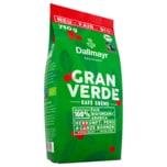 Dallmayr Bio Gran Verde Café Creme Ganze Bohnen 750g