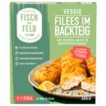 Fisch vom Feld Veggie Filees im Backteig vegan 300g